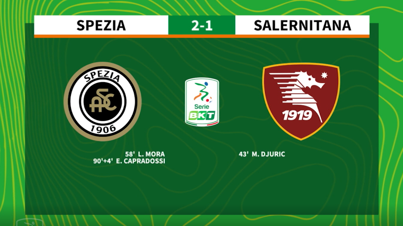 Calendario Spezia Calcio.Spezia Calcio Serie B Conte It